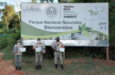 Ybycuí, Ñacunday y Cerro Corá reabren sus puertas este viernes