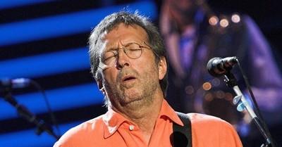 Eric Clapton se niega a tocar en lugares que pidan vacuna contra el Covid-19