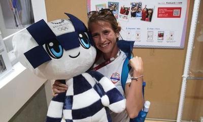 Alejandra Alonso, la primera paraguaya en competir en las Olimpiadas 2020 – Prensa 5