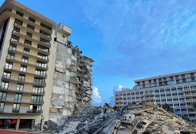 Familiares de víctimas del derrumbe en Miami recibirán USD 150 millones
