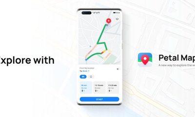 Llegá siempre a tu destino con Petal Maps de Huawei