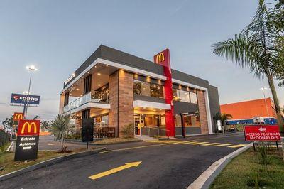 McDonald's avanza en su expansión con nuevo restaurante