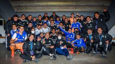 Sporting Cristal, saca pecho por el fútbol peruano