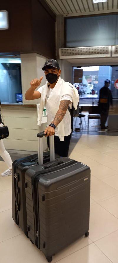 Arzamendia viaja para acoplarse al Cádiz