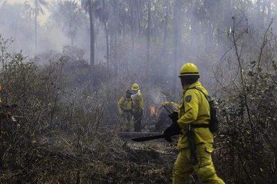 """Focos de incendio y la sequía: Se convierten en peligrosa """"mezcla"""" para la salud"""