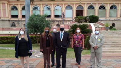 MNP niega haber otorgado estatus a delegación argentina de activistas