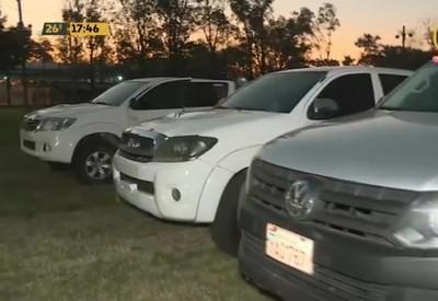 MRA: SENABICO subasta vehículos incautados