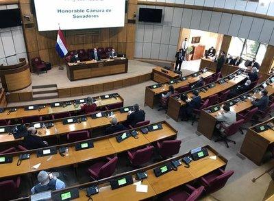 Senado aprobó en general el proyecto de ley de Contingencia Económica y Social de 365 millones de dólares