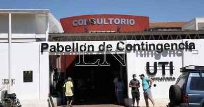 La Nación / Joven pide ayuda para su padre que está internado por COVID-19