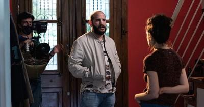 La Nación / Estrenan miniserie que tiene como protagonista al actor paraguayo Nico García