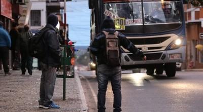 Sancionan proyecto que castiga regulada de empresas de transporte