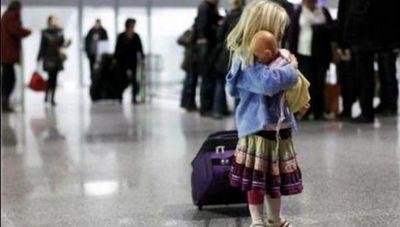 Proyectan penalizar el secuestro de hijos por padres que son separados