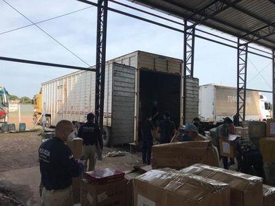 Justicia condena a contrabandistas de equipos médicos de protección individual