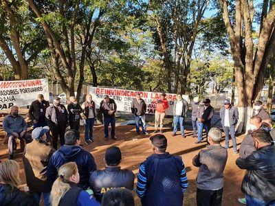 Trabajadores de Puertos que piden mejoras anuncian huelga