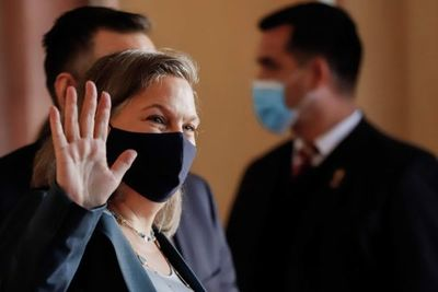Estados Unidos ohecha umi tema oñeñe'êva Paraguáipe subsecretaria de Estado-pe