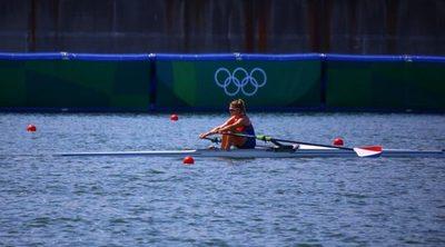 JJOO: Alejandra Alonso termina en el cuarto lugar y va al repechaje