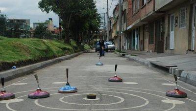 Ice stock, deporte inclusivo pero poco conocido a pesar de que ya le dio a Paraguay plata y bronce