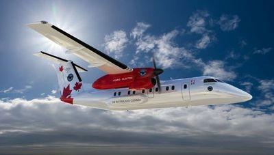 Pratt & Whitney Canada avanza en tecnología de propulsión híbrida-eléctrica