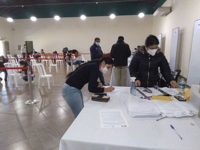 Universitario Misiones ohupyty desembolso de beca peteÏha