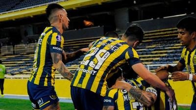 Copa Sudamericana. Rosario Central