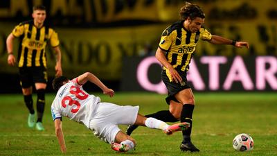 Lo mejor del partido entre Nacional y Peñarol