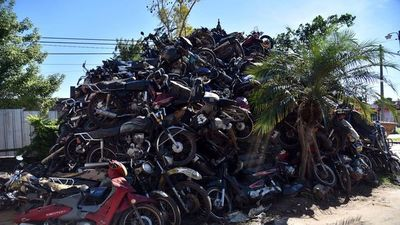 Plantean exonerar multas por 120 días para retirar rodados retenidos