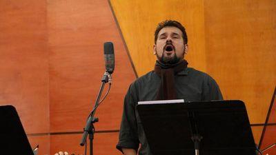Sinfónica Nacional ofrece  recital  junto al tenor Francesco