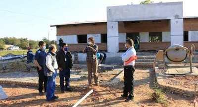 Itaipu financia la construcción de 2 centros de salud familiar en Villa Hayes