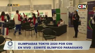 La Gran Inauguración de los Juegos Olímpicos Tokyo 2020 por C9N