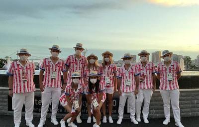 Tokio 2020: ¡Atletas paraguayos con calendario definido!