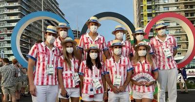 Tokio 2020: calendario definido para atletas paraguayos