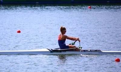 Alejandra Alonso compite en los Juegos Olímpicos y ahora irá por el repechaje