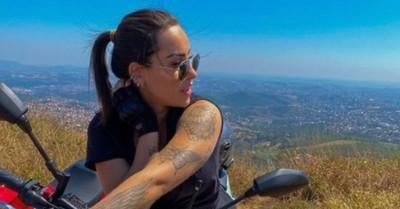 """""""La vida es corta, seamos locos"""": El último post de una influencer antes de morir en un accidente de moto"""
