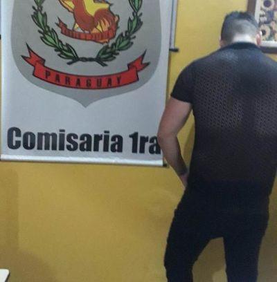 """Detienen a """"narcopolítico"""" tras disturbio en casino"""
