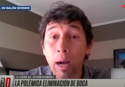 """Bermúdez habla de """"plan maquiavélico para desestabilizar"""""""