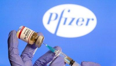 Esta tarde llega el segundo lote de dosis Pfizer