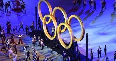 La Nación / Comienzan los Juegos Olímpicos en Tokio