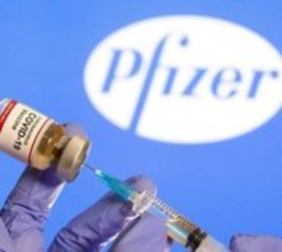 Hoy arriba el segundo lote de dosis Pfizer