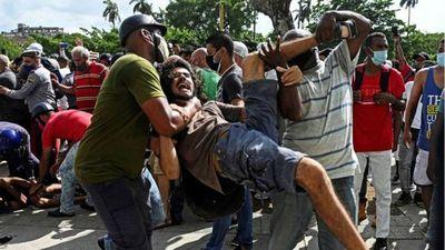 En Cuba inician juicios sumarios exprés a manifestantes