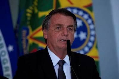 Duras críticas de Jair Bolsonaro al gobierno de Alberto Fernández