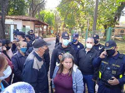 Nueva manifestación para pedir cese de desalojos en finca 66