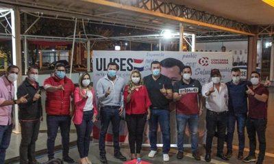 Equipo de Juan A. Núñez se suma hoy oficialmente a la campaña de Ulises