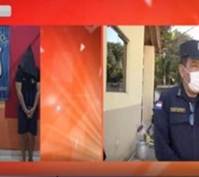 Detienen a policía por robo a conductor de Bolt