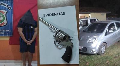 Detienen a suboficial por supuesto robo de vehículo a conductor de Bolt – Prensa 5