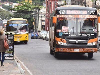 Proyecto de ley sancionará con fuertes multas y hasta penas de cárcel a transportistas por reguladas