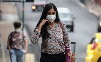 Liberarían uso de mascarilla obligatorio al aire libre en setiembre