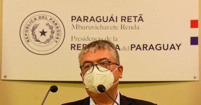 """Martínez: """"Hemos informado al presidente sobre un probable caso de la variante Delta"""""""