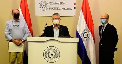 La Nación / Salud informa caso sospechoso de la variante delta en Paraguay