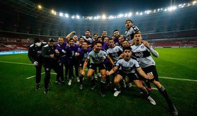Olimpia ya recaudó más de 5, 5 millones de dólares en la Copa Libertadores
