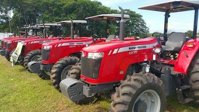 Rige convenio que facilita la importación de vehículos y maquinarias agrícolas